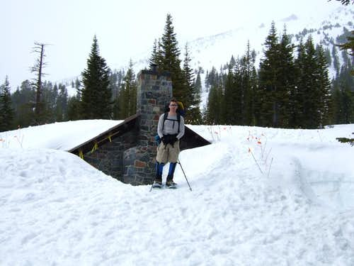 Horse Camp cabin