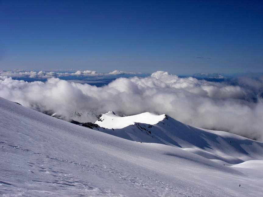 Seargent Ridge from Helen Lake