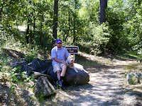 Brandy Creek hike