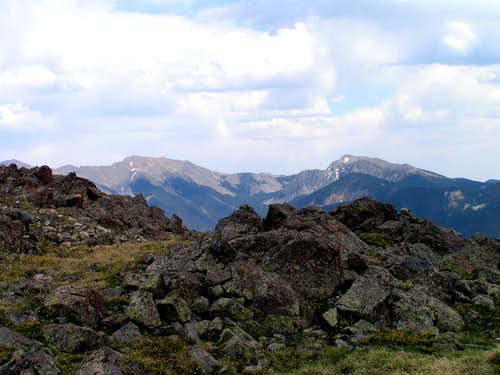 View from Lobo Peak