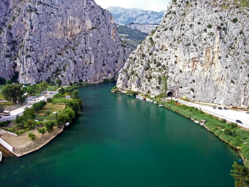 Cetina canyon & Kozik