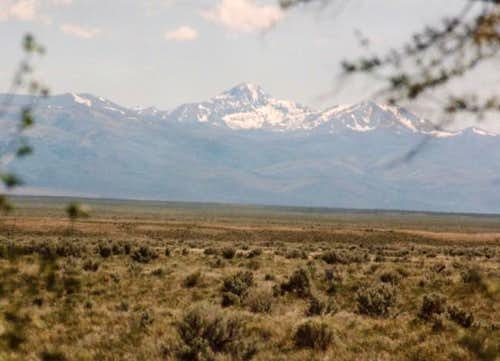Santa Rosa Peak from our...