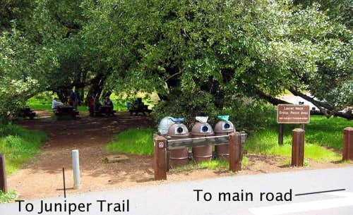The Juniper Trail can be...