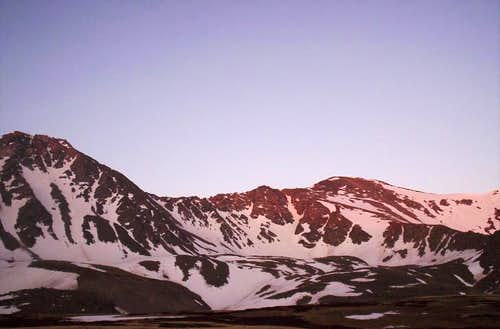 Colorado Front Range Weather