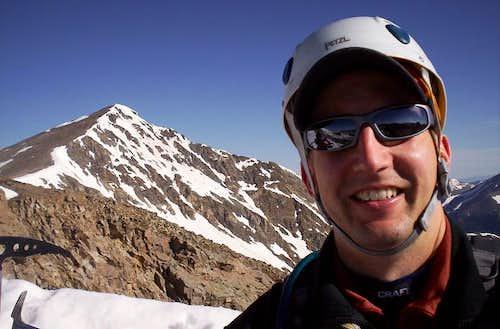 Memphis Mountaineers Climbing Colorado