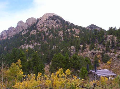 Lily Mountain