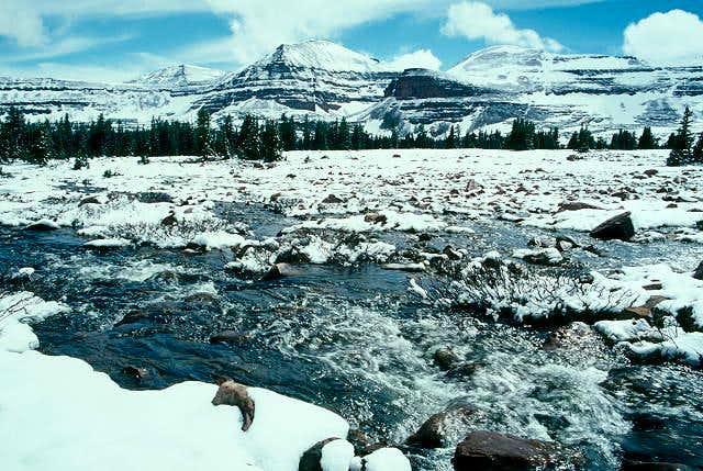 Upper Lake Fork