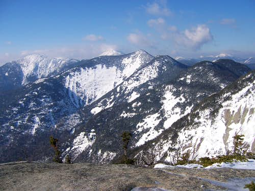 The Upper Range from Pyramid