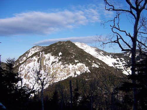 Gothics behind Pyramid Peak