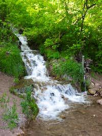 Grandeur waterfall