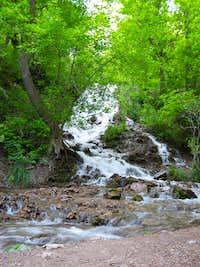 Trailhead Waterfall