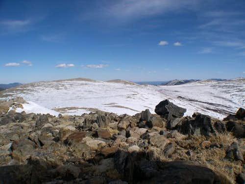 March 15, 2003. Mt Blaine...