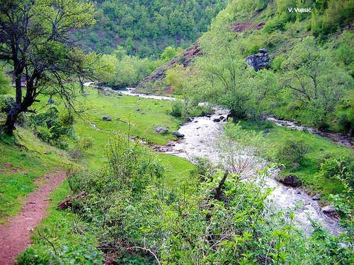 Topodolska Reka