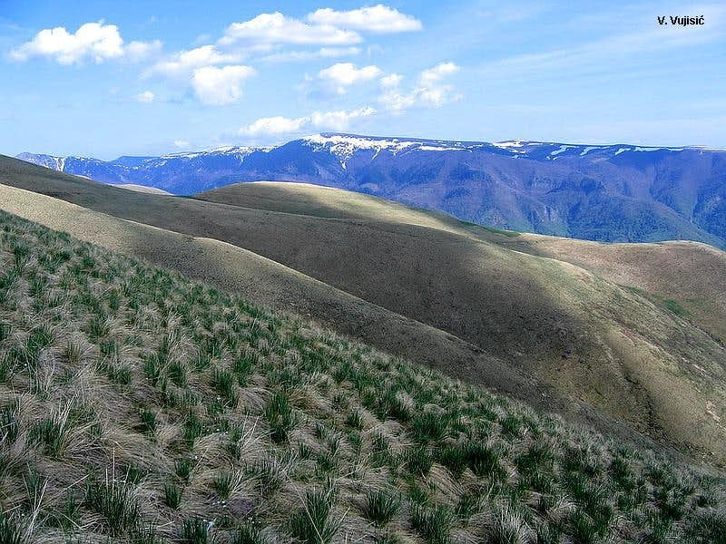 Stara Planina landscape