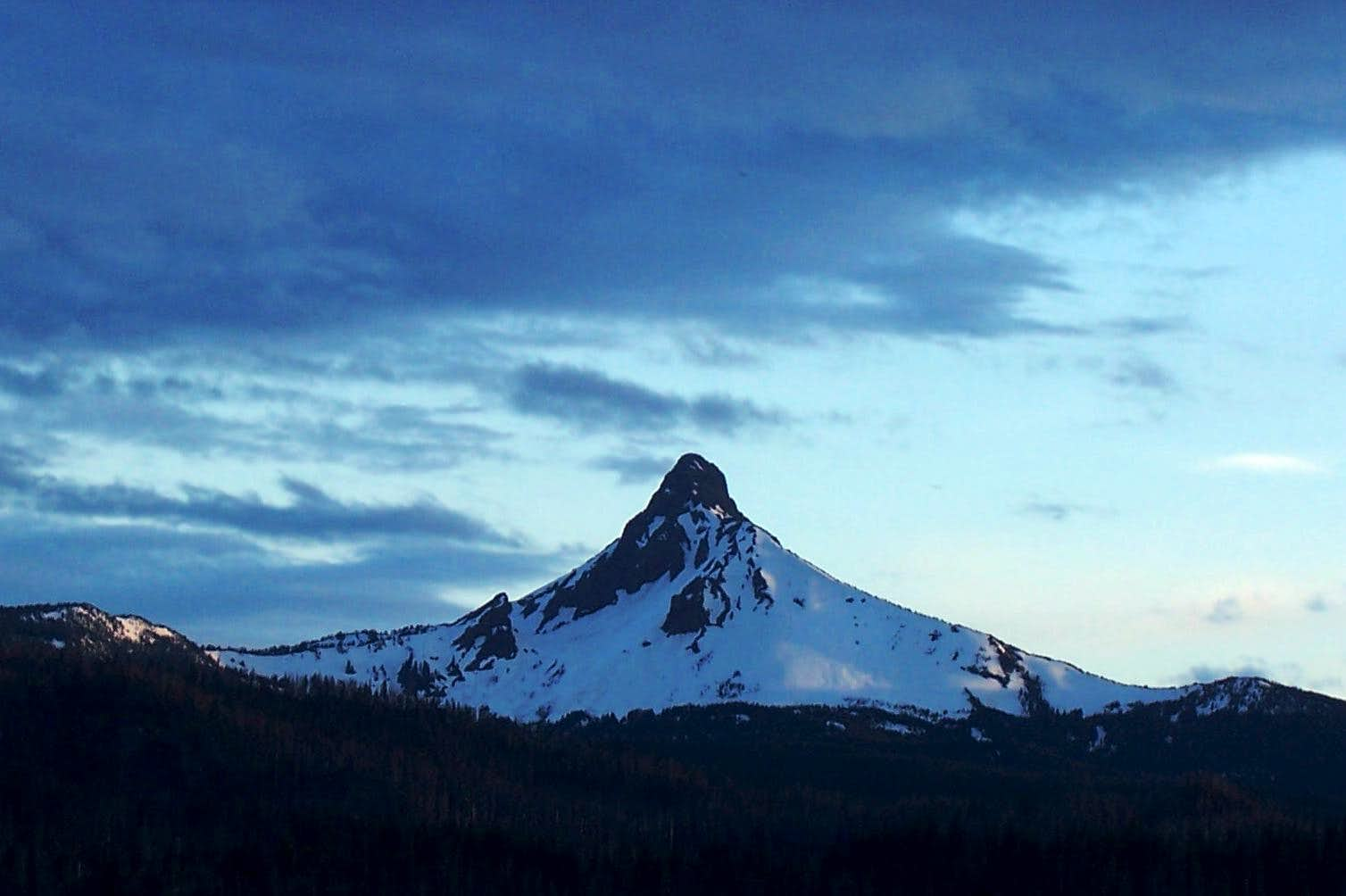 Mount Washington (Oregon)