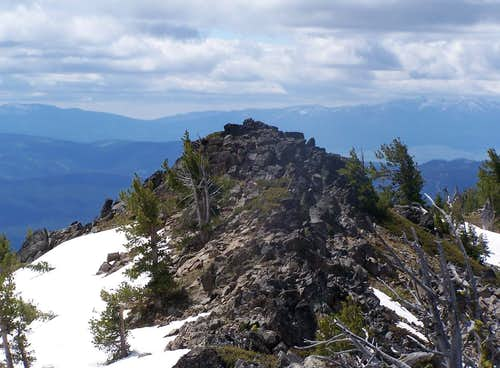 The summit spine