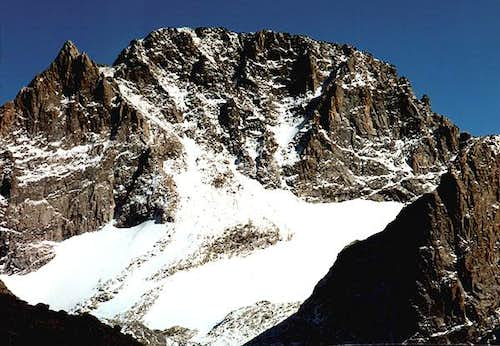 West Face of Gannett.