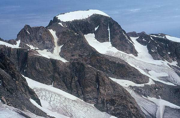 Four Sides of Gannett Peak
