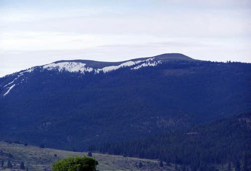 Baldy from Highway 26