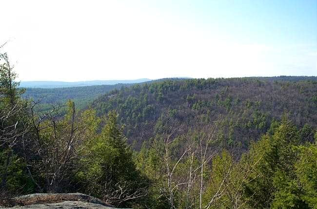 Pawtuckaway Mountains