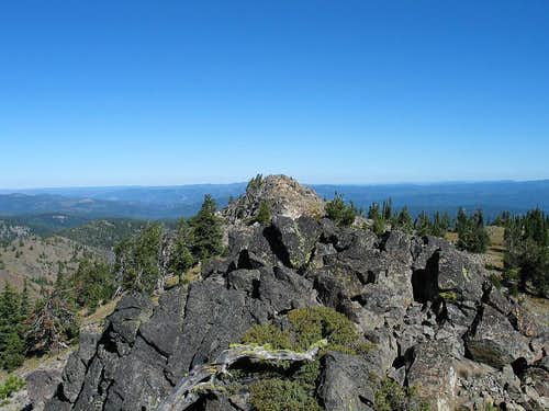 Vinegar Butte