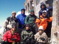 Our Team on the Summit of Mt....