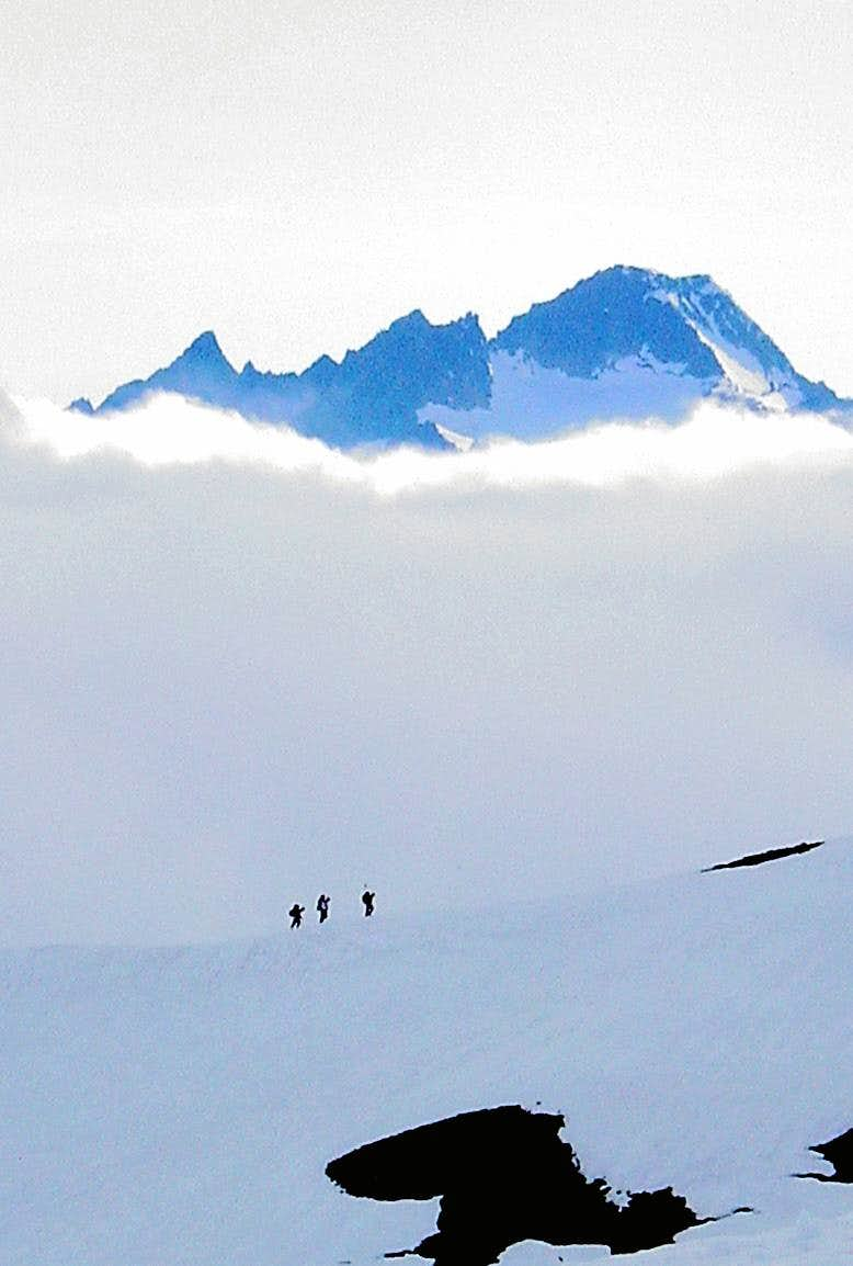 Easton Glacier, South Twin Sister