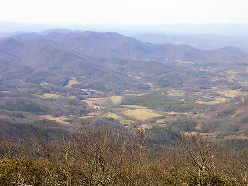 View of North Carolina