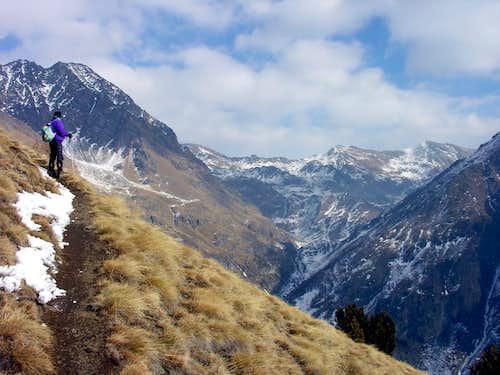 Il mont Grauson