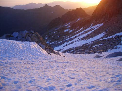 Maladeta Glacier