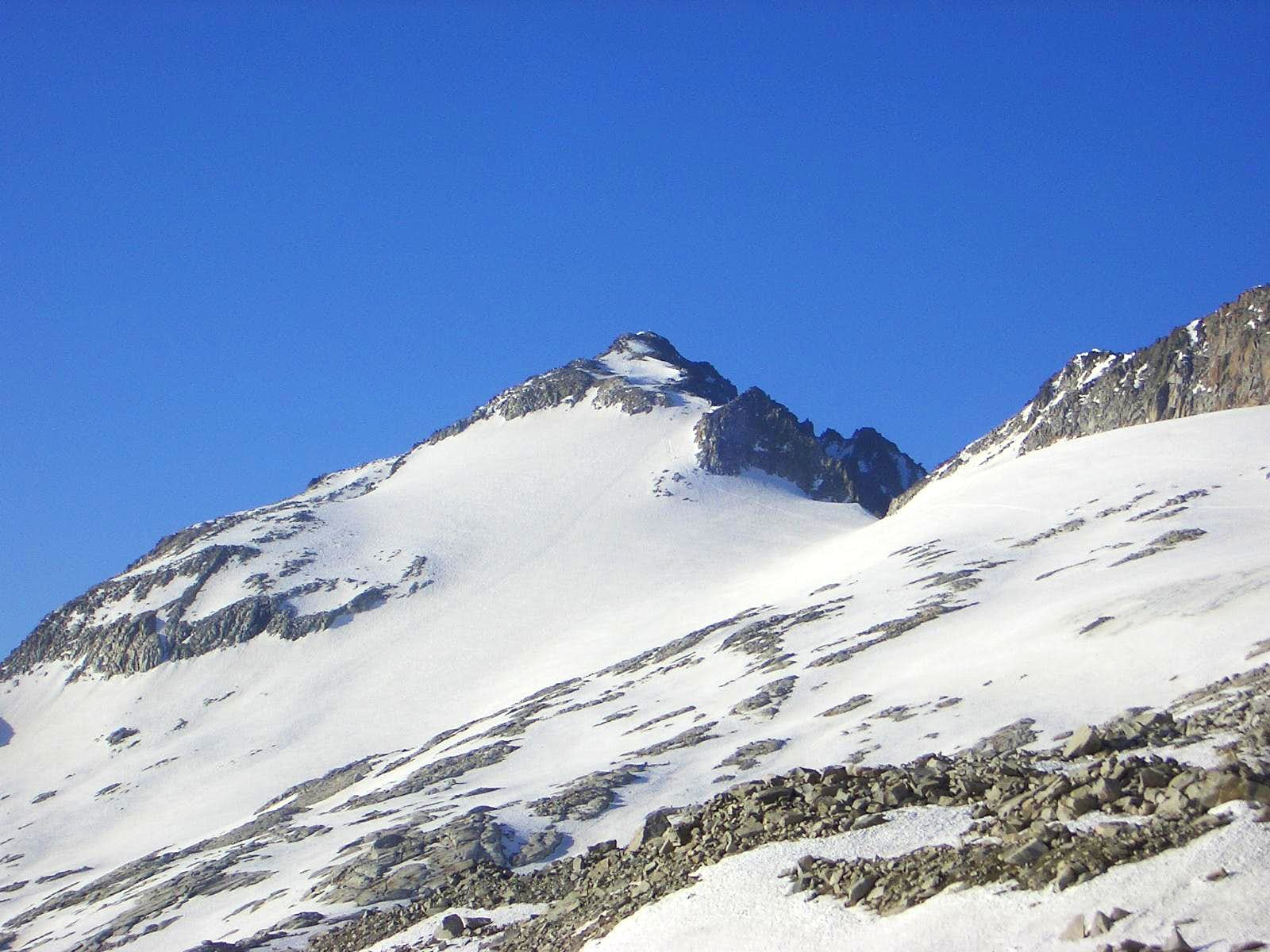 Aneto Peak - The Highest in  Pyrinees