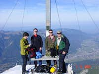 Alpspitz Summit