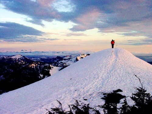 OSAT Mt. Baker Crevasse Rescue Training