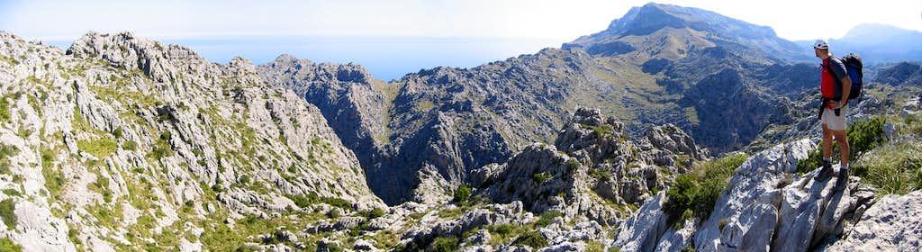 Puig Roig area