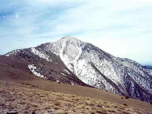 Telescope Peak from trail- 11...