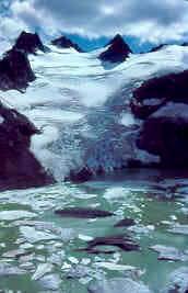 Lynch Glacier 1978