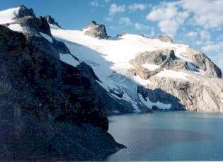 Lynch Glacier 1999