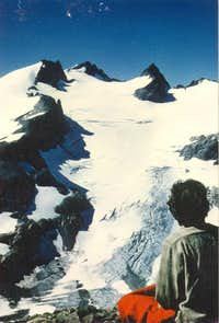 Lynch Glacier 1975