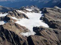 White River Glacier 2004