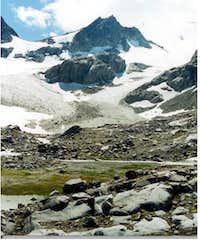 Honeycomb Glacier 2003