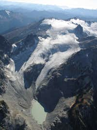 Honeycomb Glacier 2005