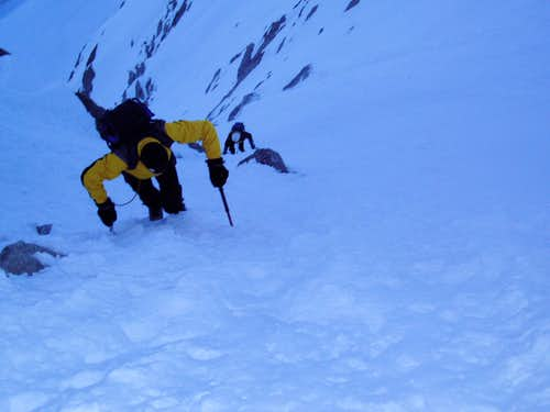 Couloir Whymper