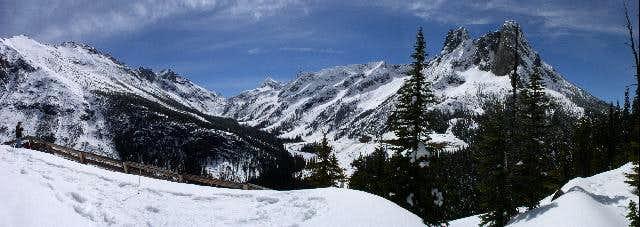 Panoramic view, 04/26/03