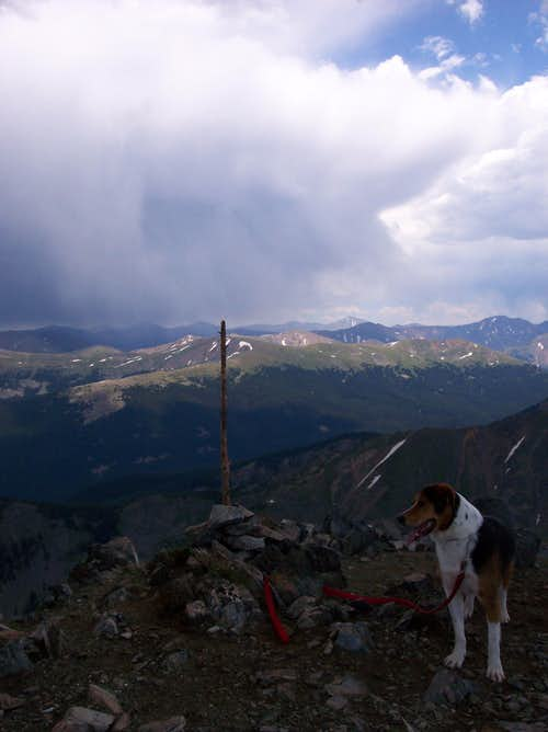 Approaching Storms from Summit