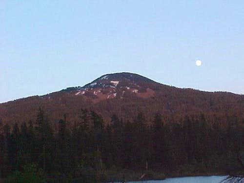 Brown Mtn in So. Oregon