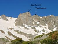 A Snow Climb on the Citadel's North Face