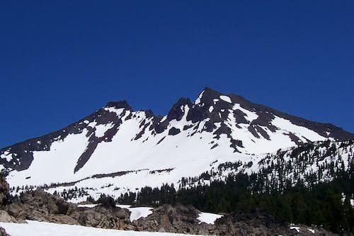 Broken top Mountain/ Oregon cascades.