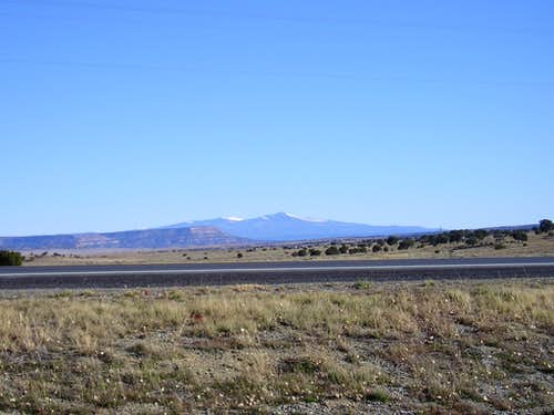 Mt. Taylor
