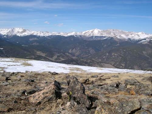 March 15, 2003. Mount Evans...
