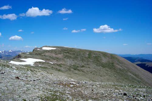 Mount McClellan